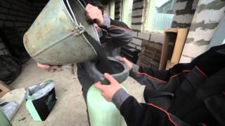 видео Как очистить воду из скажины или колодца в коттедже и на даче