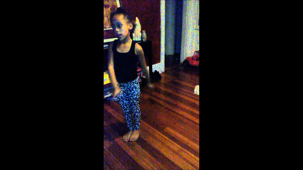 My seven gymnastics girls audition - YouTube