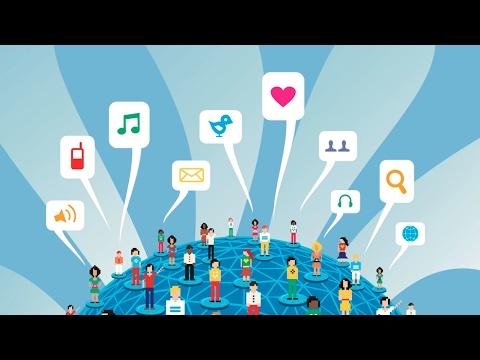 Redes sociales mas usadas del mundo