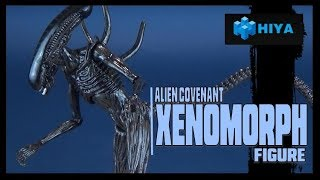 COLLECTIBLE SPOT | Hiya Toys Alien Covenant Xenomorph Exquisite Mini Figure Review!
