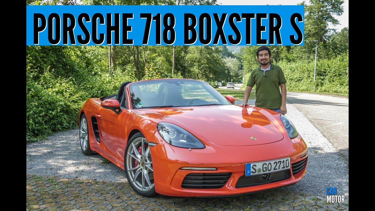 Porsche 718 Boxster S Será Mejor Que El Modelo Que Reemplaza Car Motor
