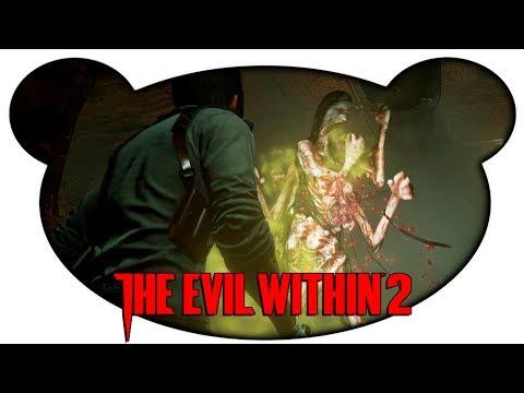 Versteckspiel im Gastunnel - The Evil Within 2 #14 (Let's Play Nightmare Gameplay Deutsch German)