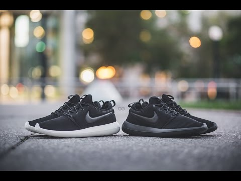 Review & On-Feet: Nike Roshe Two
