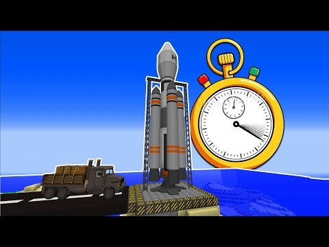 Repeat the NUKE Countdown has BEGUN! | Minecraft WAR #99 by