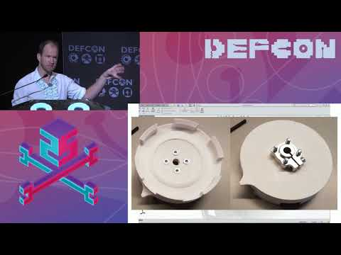 DEF CON 25 - Nathan Seidle -Open Source Safe Cracking Robots: Combinations Under 1 Hour