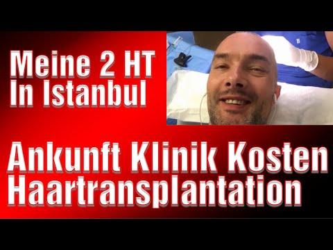 Beste Haartransplantation Kosten 2017 2018 was ist NEU Türkei istanbul Geld Kosten