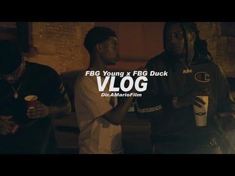 FBG Young FBG Duck - Vlog shot by @AMarioFilm