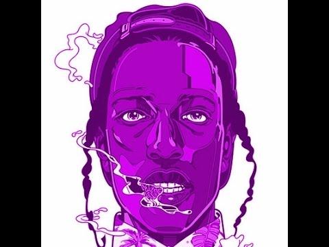 ASAP Rocky - Excuse Me  (Slowed & Screwed)