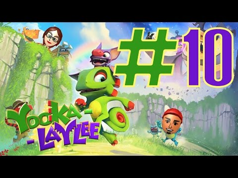 Games and Chill - Yooka-Laylee (10)  