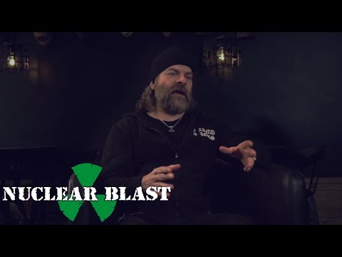 GRAND MAGUS: Wolf God - JB on recording in a barn on a farm (OFFICIAL TRAILER)