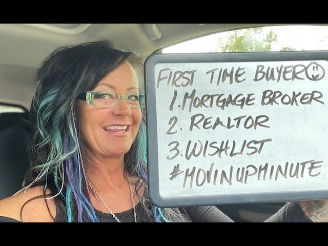 What are the top 3 things a first time buyer should start with?