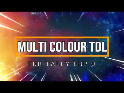 Auto Tax Rate Setup TDL File for Tally • KC Protrade
