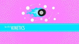 Kinetics: Chemistry's Demolition Derby - Crash Course Chemistry #32