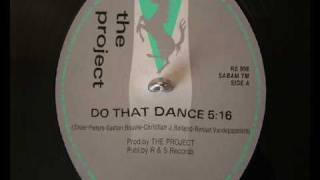 The Project - Do That Dance