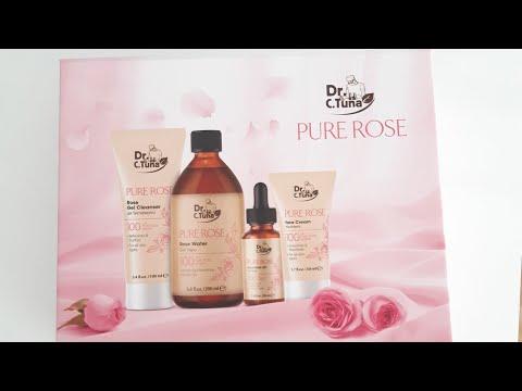 Farmasi Pure Rose (gül Serisi )incelemesi (gerçek  Yorumlarla)