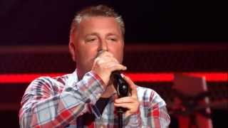 Danny Wuyts - Waiting for a girl like you - Foreigner (Blind autions - The Voice 22/02/13)