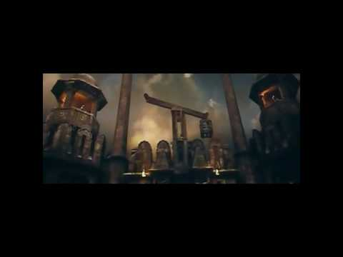 Prince Of Persia Beginning of fight.
