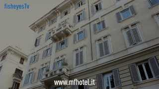 MF Hotel Rome - 3 star hotel in the centre of Rome near shopping and the Trevi Fountain