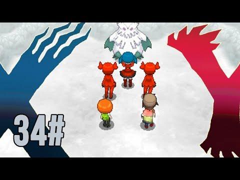 Guida Pokemon X - Parte 34 - La Caverna Gelata