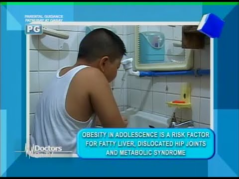 Doctors On TV: Childhood Obesity - Complications