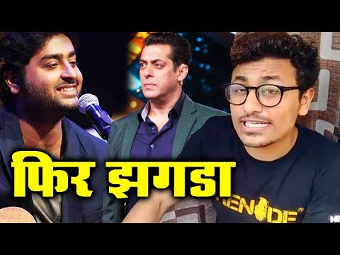 Salman Khan CHOPPED Arijit Singh  Again  Welcome To New York