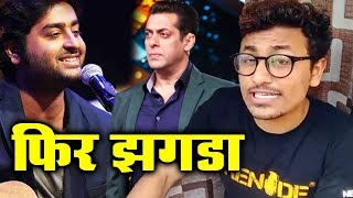 Salman Khan CHOPPED Arijit Singh Song Again - Welcome To New York