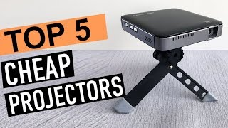 BEST 5: Cheap Projectors 2018