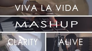 Viva La Vida/Clarity/Alive Mashup (ft. Adeline Hao) - Coldplay/Zedd/Krewella Cover