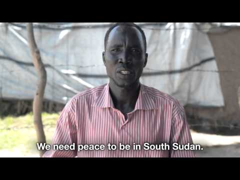 International Day of Peace  A Message from South Sudan