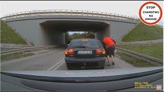 Stop Cham #94 - Niebezpieczne i chamskie sytuacje na drogach