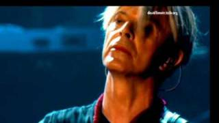 David Bowie. Sunday