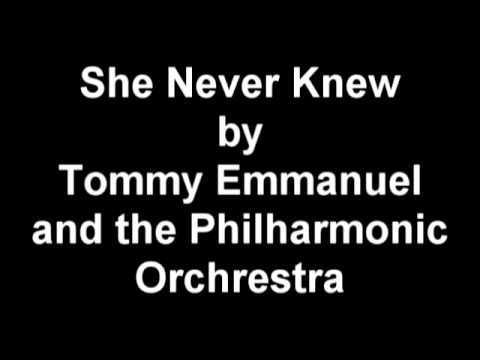 She Never Know - YouTube