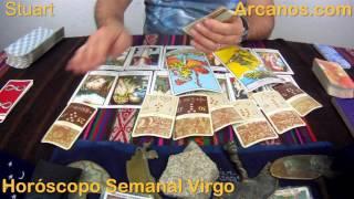 VIRGO DICIEMBRE 2015 - Horoscopo Virgo del 29 de noviembre al 5 de diciembre 2015 - ARCANOS.COM