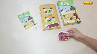 Zobacz zwiastun! Gwarna Farma - wydawnictwo Adamigo