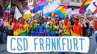 Was passiert auf einem CSD? | CSD FRANKFURT 2017