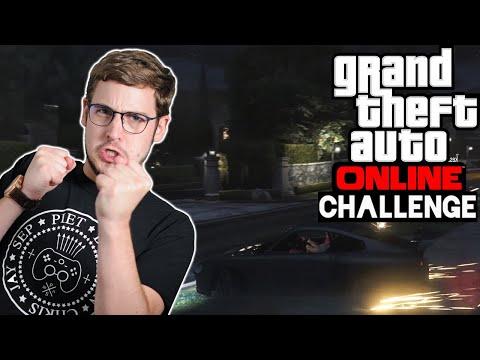 Challenge: Rennen mit ZERSTÖRTEN Reifen 🎮 Grand Theft Auto Online #180