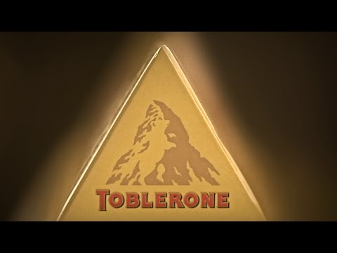 #GivetheBestLove with Toblerone