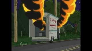 Bobs Burgers - Food truck Explosions