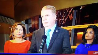 Seattle mayor Edward Murray's public address on Nov 9th, 2016 in the wake of Donald Trump's victory
