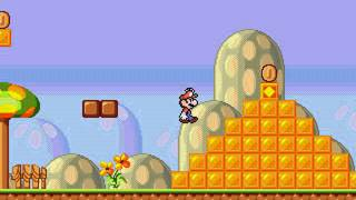 Mario 4: Space Odyssey (SEGA Genesis Bootleg) Gameplay / Mario 4: Космическая Одиссея
