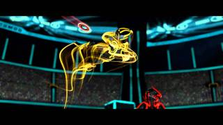 TRON Defragmentation Arena - A TRON Tribute Animation