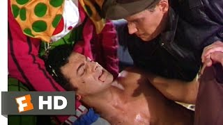 The Greatest Show on Earth (5/9) Movie CLIP - The Great Sebastian Falls (1952) HD