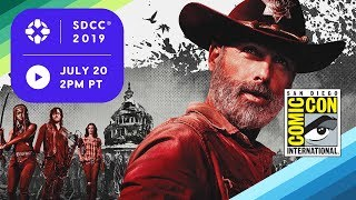 San Diego Comic Con 2019: Exclusive Access and Interviews - IGN Live (Day 3)