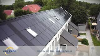 SCX Solar Appingedam - Gasloze woningen