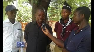 Guinea-Bissau Ahmadi Muslims donate blood