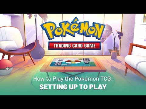 How to Play the Pokémon TCG: Setting Up to Play