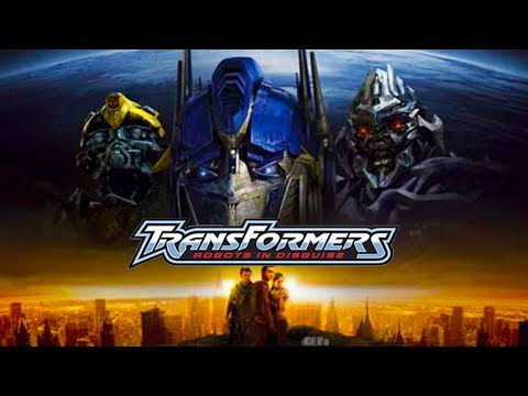 Transformers RID 2001 Live Action Intro