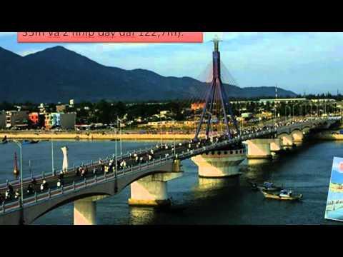 Cầu xoay sông Hàn Đà Nẵng