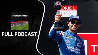 Sonoma: How good was Kyle Larson and why?; what makes Hendrick so dominant | NASCAR on NBC Podcast