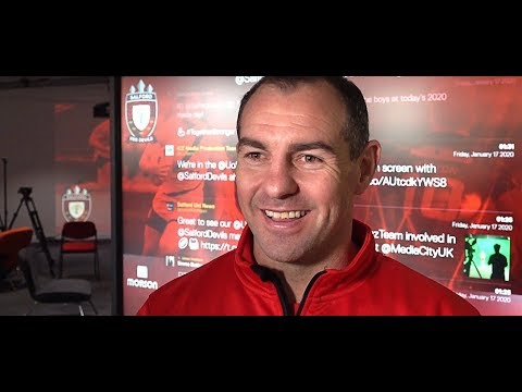 Salford Red Devils Media Day highlights | Watson, Atkin & Ormondroyd on upcoming season!